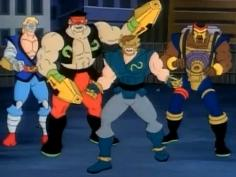 Double Dragon Dojo Cartoon The Abyss