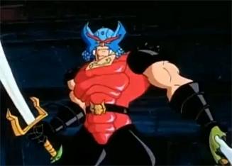 Double Dragon Dojo Cartoon Characters
