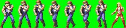 Test double dragon advance GBA  Ddamodels