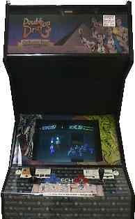 Double Dragon Dojo Double Dragon 3 Arcade Version Review