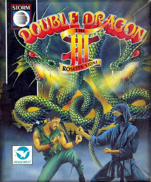 Double Dragon Dojo: Double Dragon 3 Atari ST version review