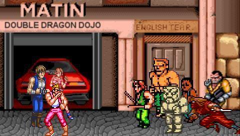 Double Dragon Dojo: Wa...